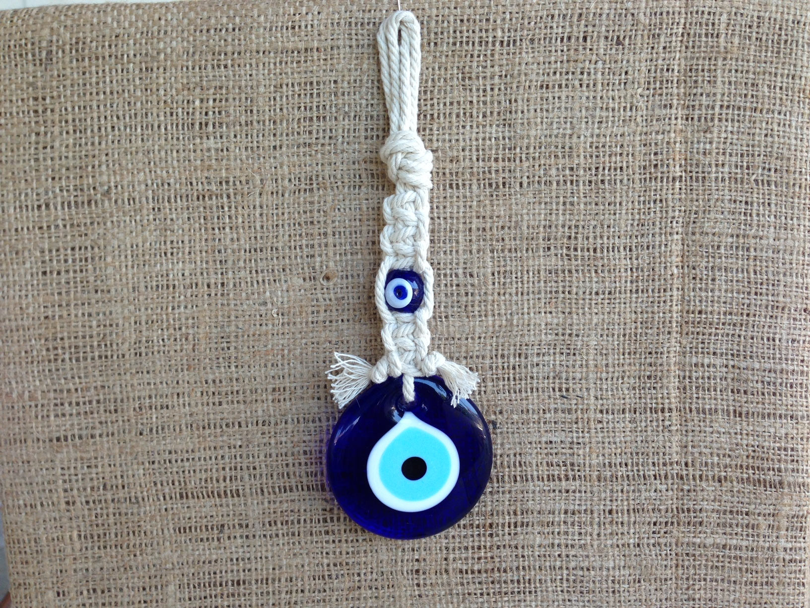 large evil eye wall hanging decoration