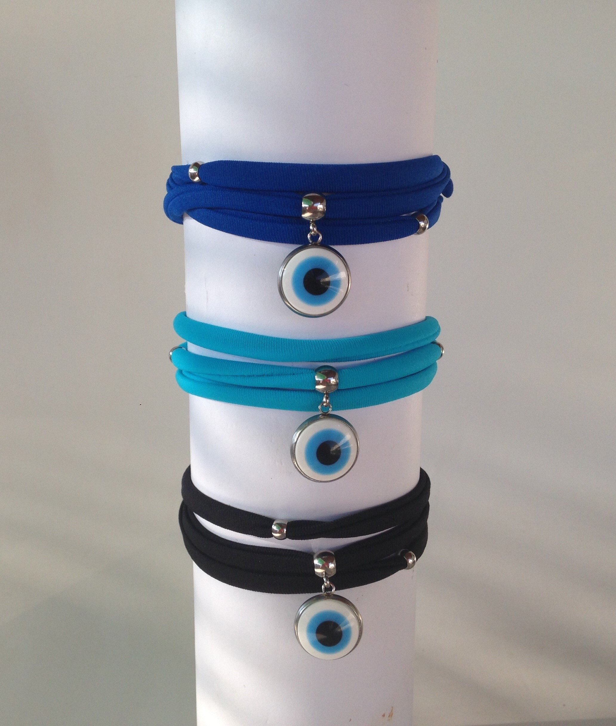 Evil Eye Wrap Bracelet Friendship Previous