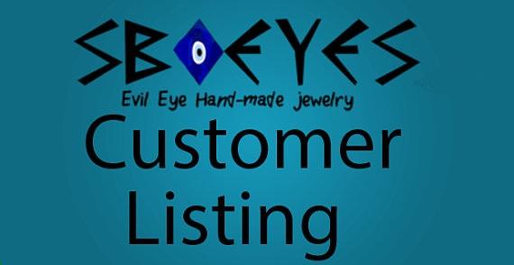 customer listing 1
