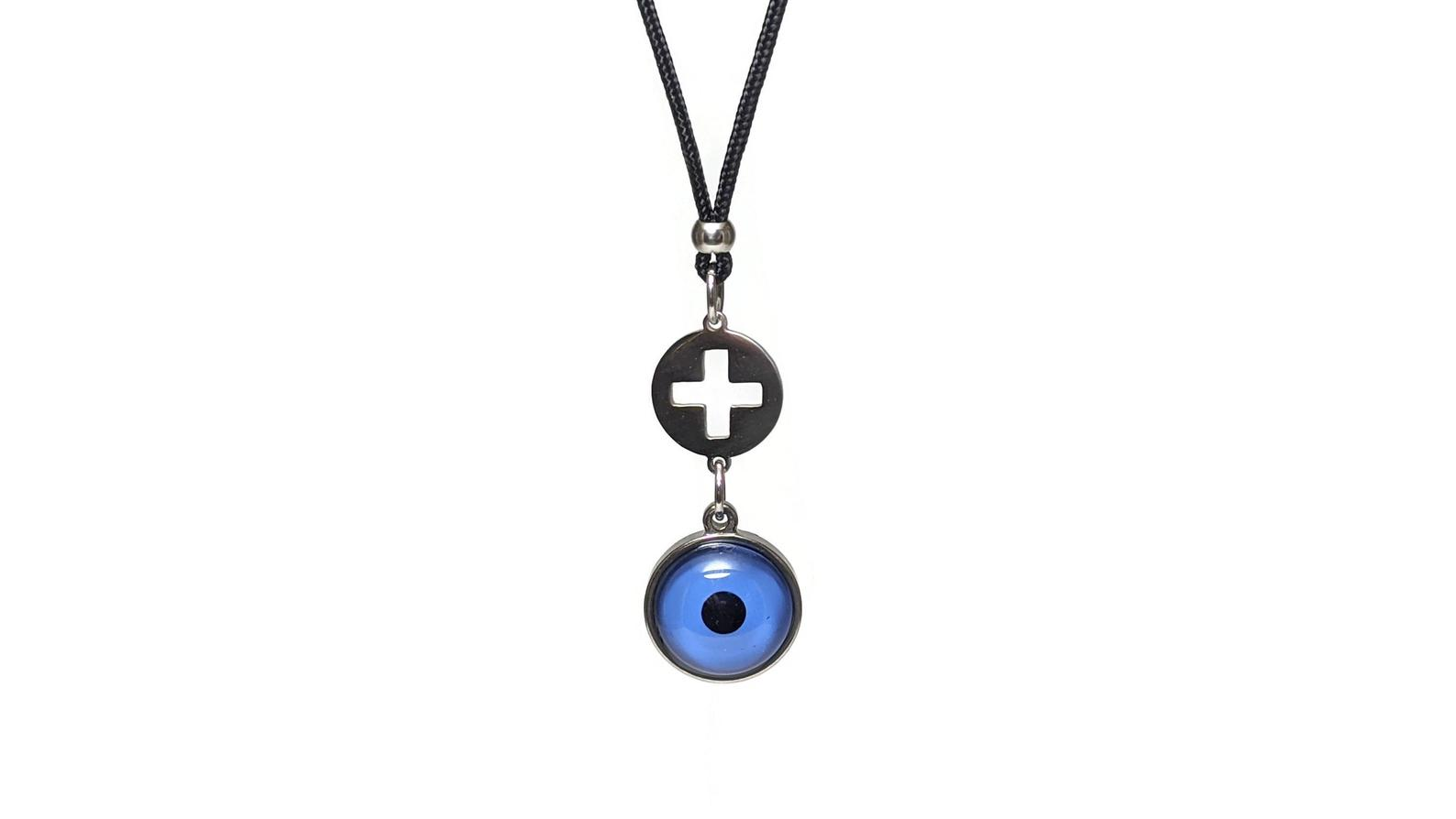 evil eye car mirror charm