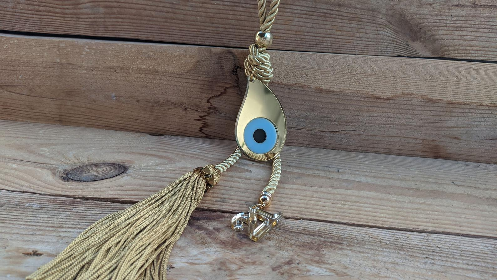 2021 evil eye wall hanging